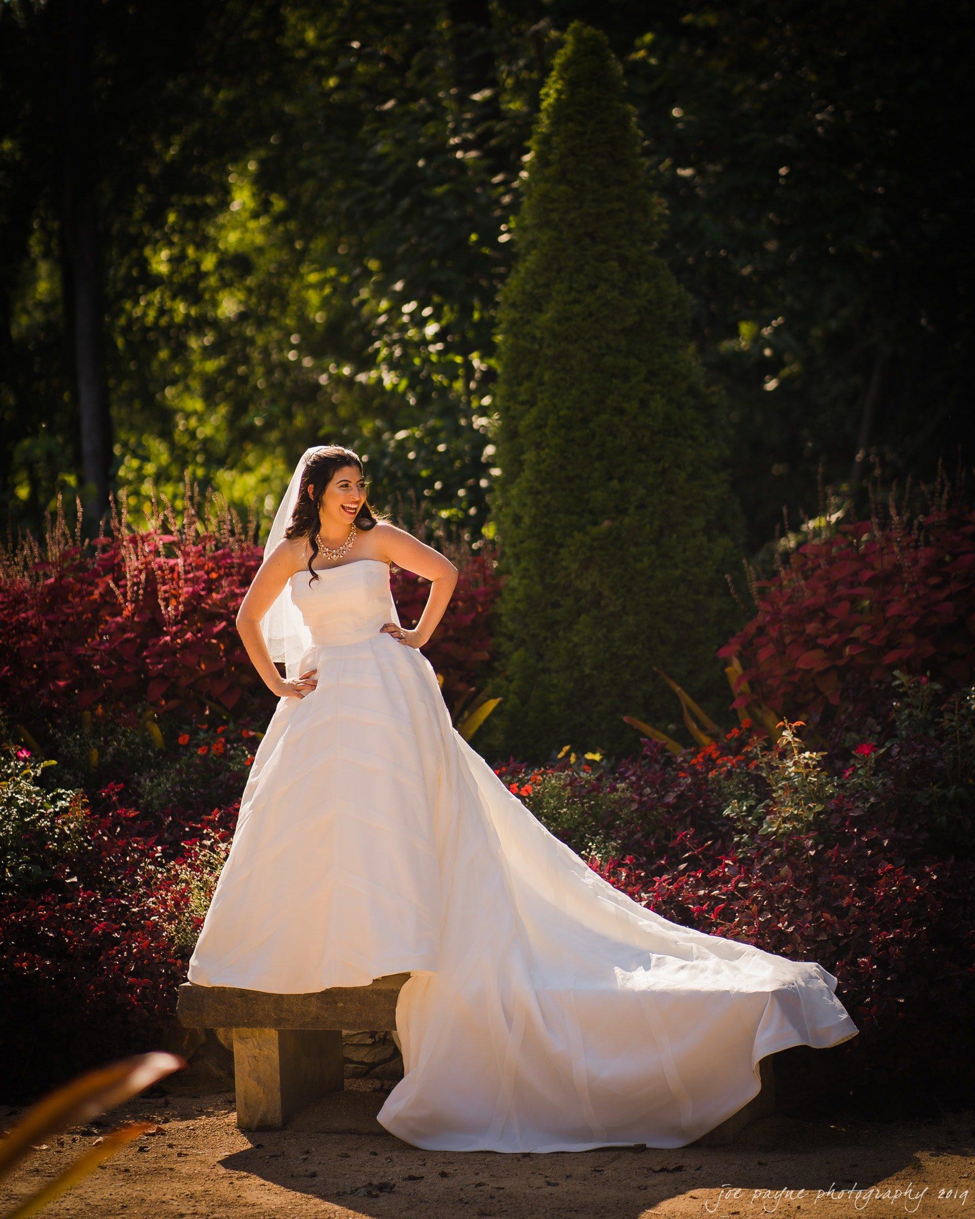 duke gardens durham wedding photography – diana & danny