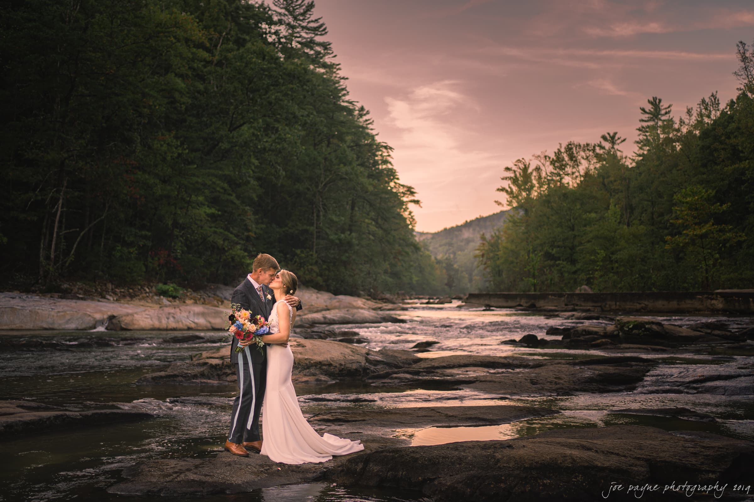 brown mountain beach resort wedding – laura & joe