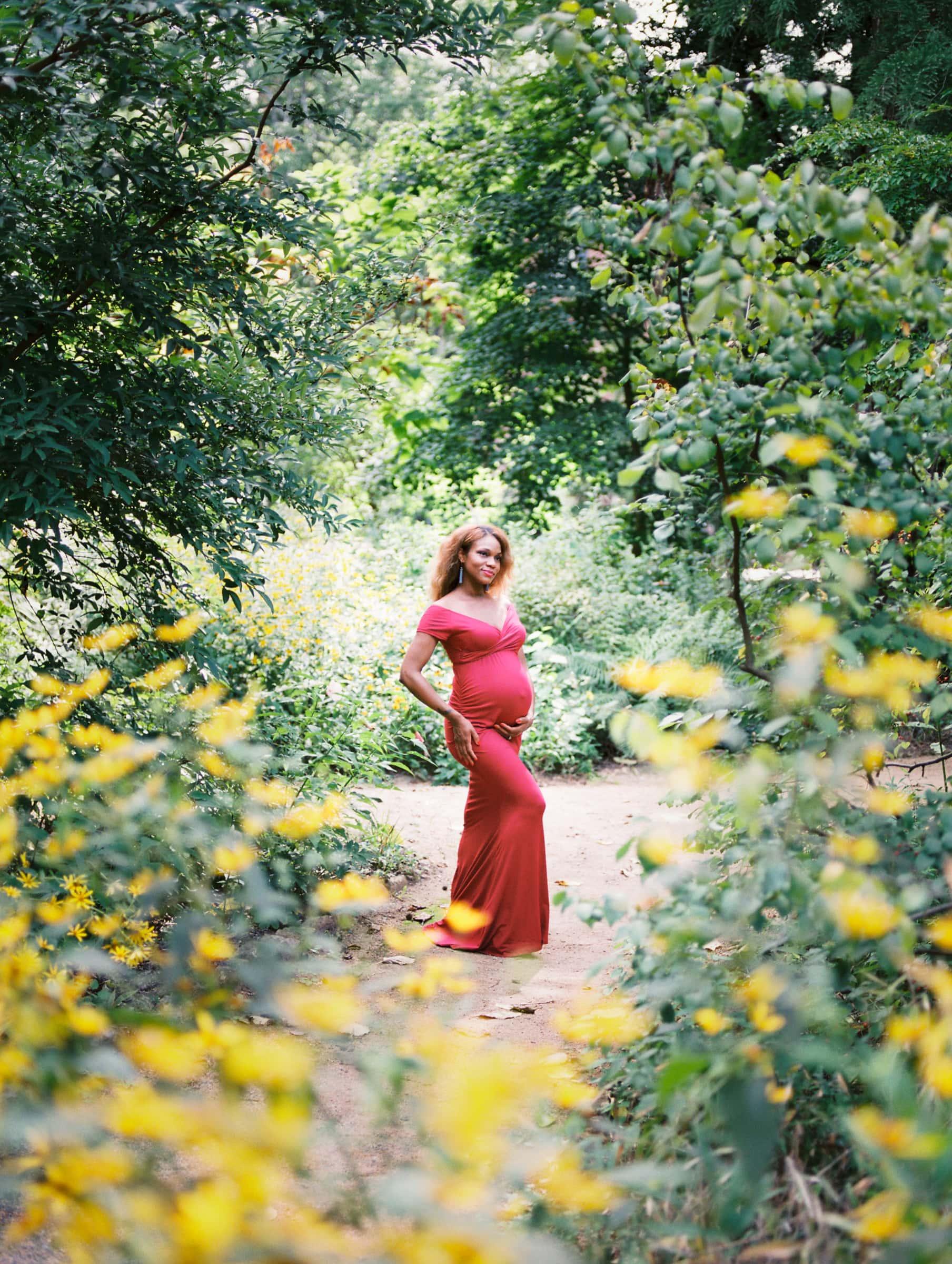 raleigh maternity photographer syreeta 3