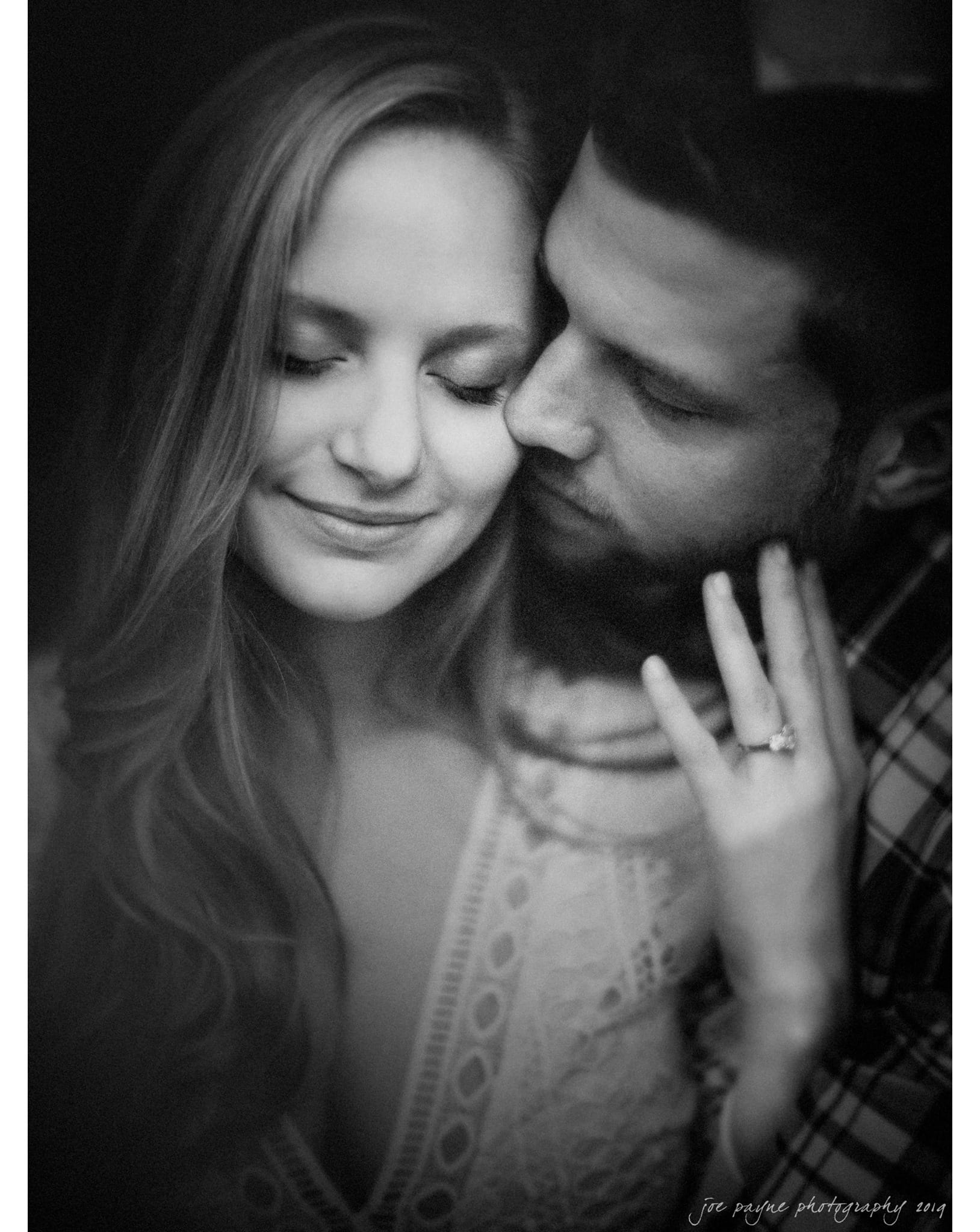 un chapel hill engagement photography – evan & megan
