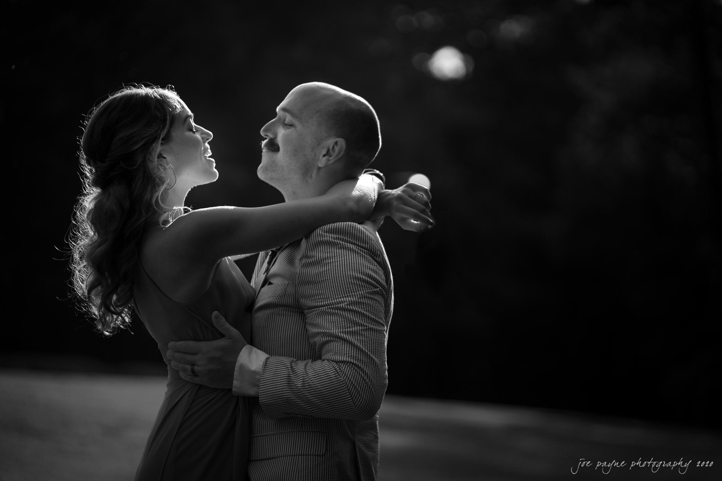 love in the time of corona – gina & micah's intimate umstead wedding