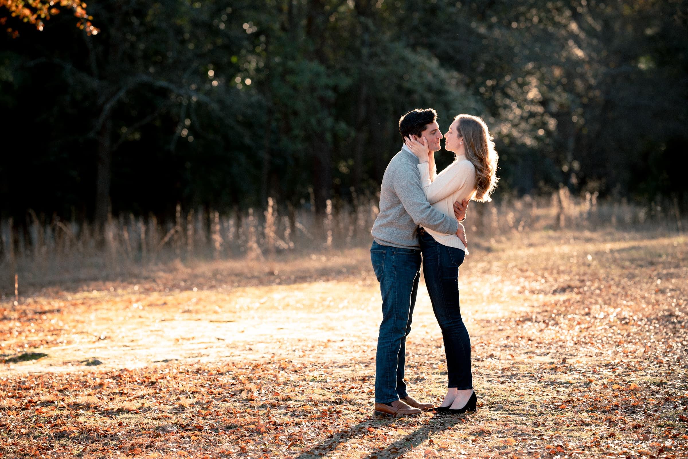 pinehurst engagement photography session lindsey brendan 18