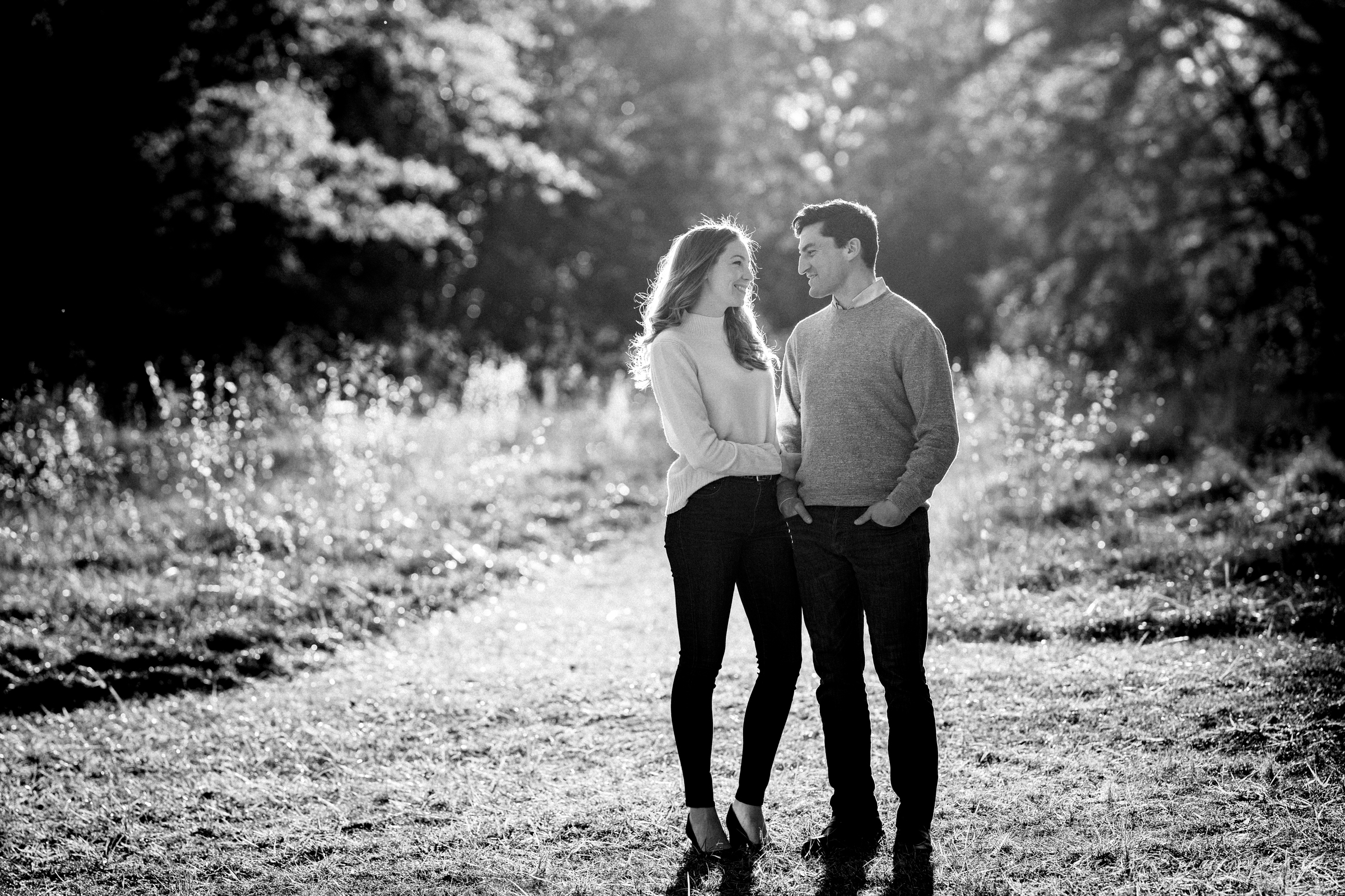 pinehurst engagement photography session lindsey brendan 9