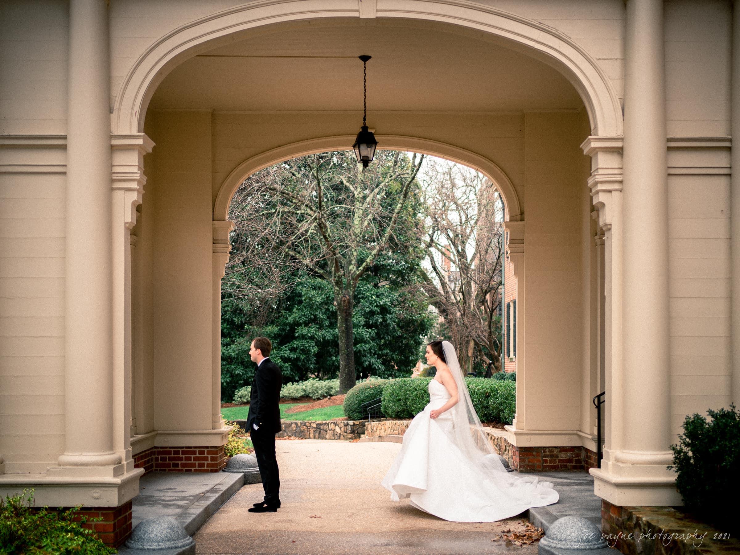carolina inn wedding elyse michael 1 8