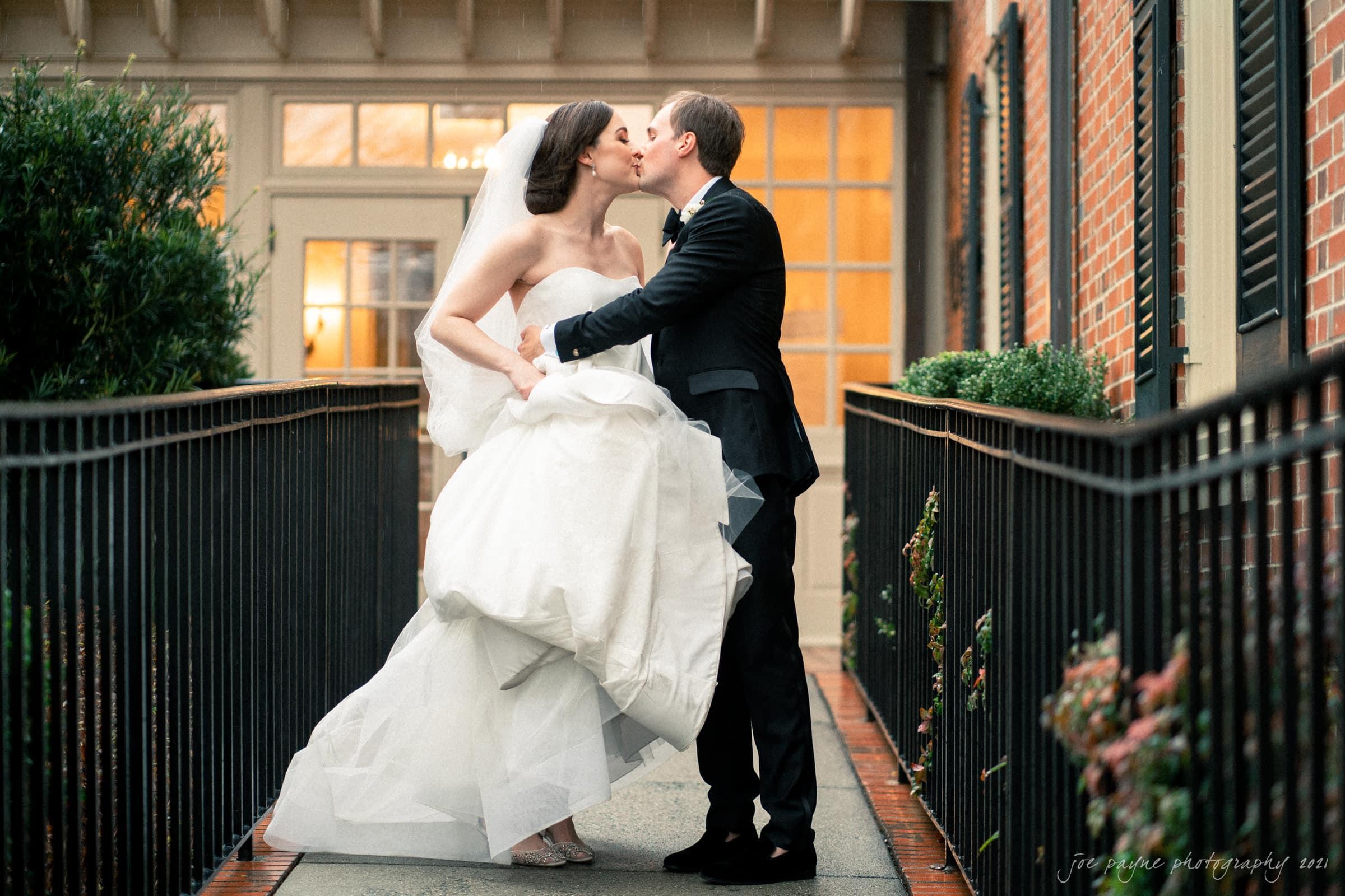 carolina inn wedding elyse michael 45