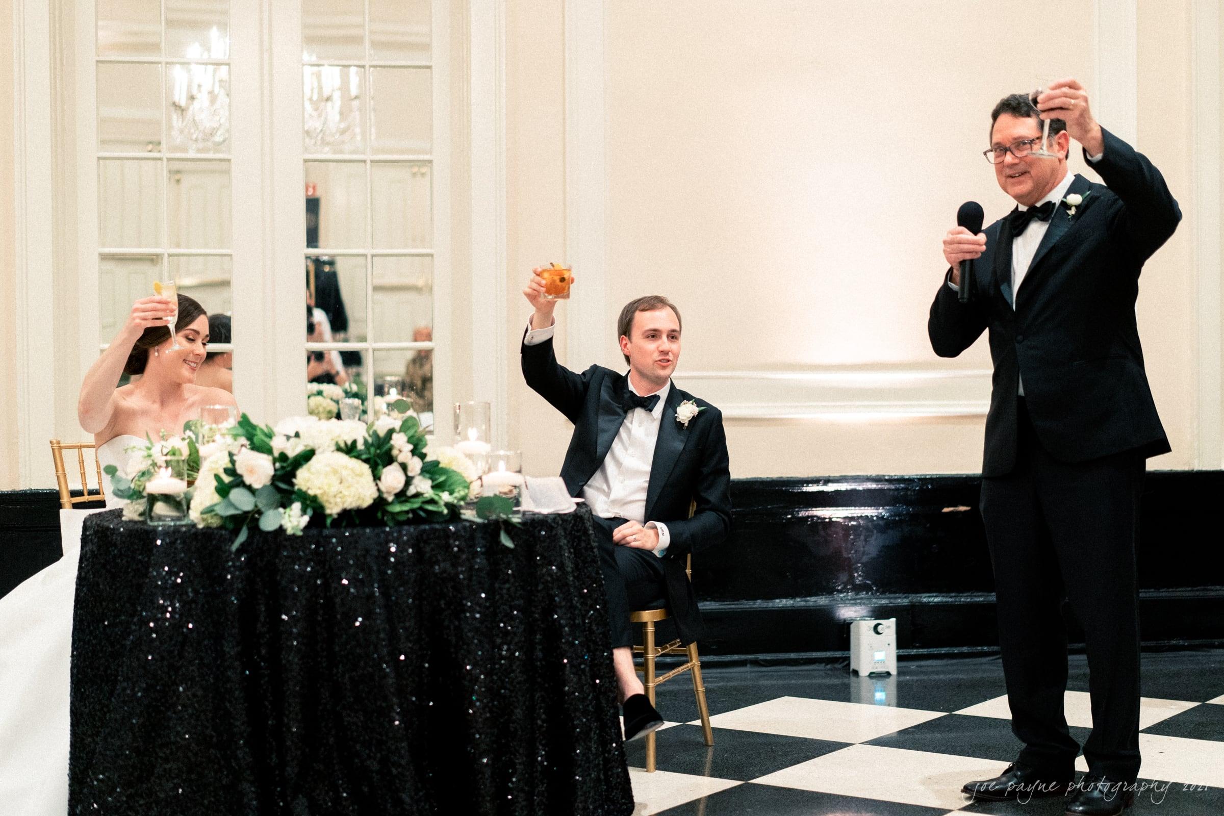 carolina inn wedding elyse michael 50