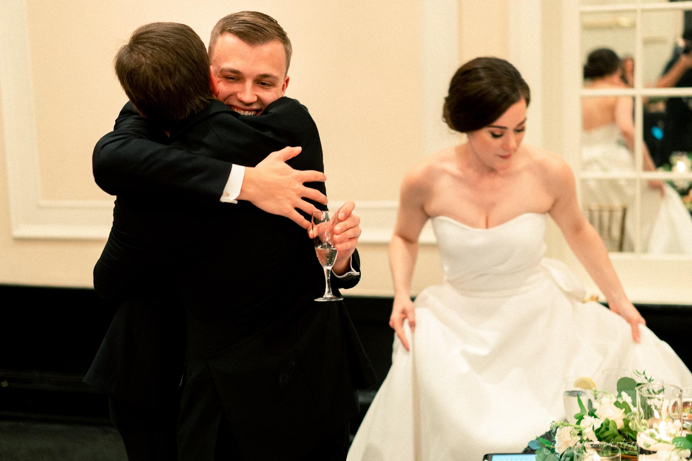 carolina inn wedding elyse michael 52