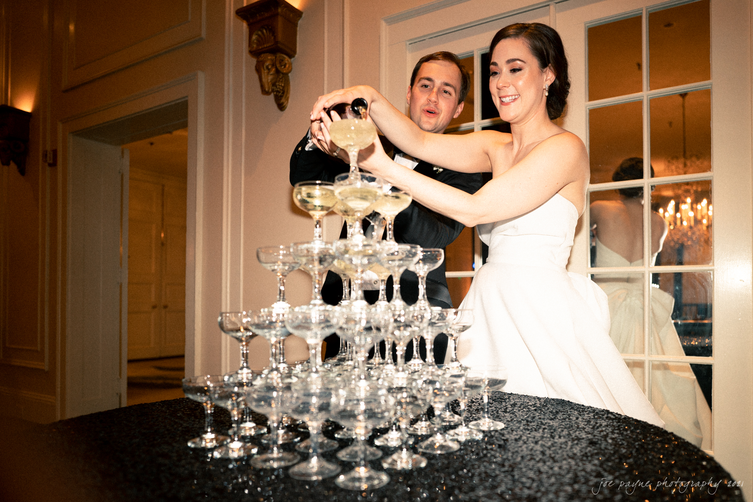 carolina inn wedding elyse michael 56