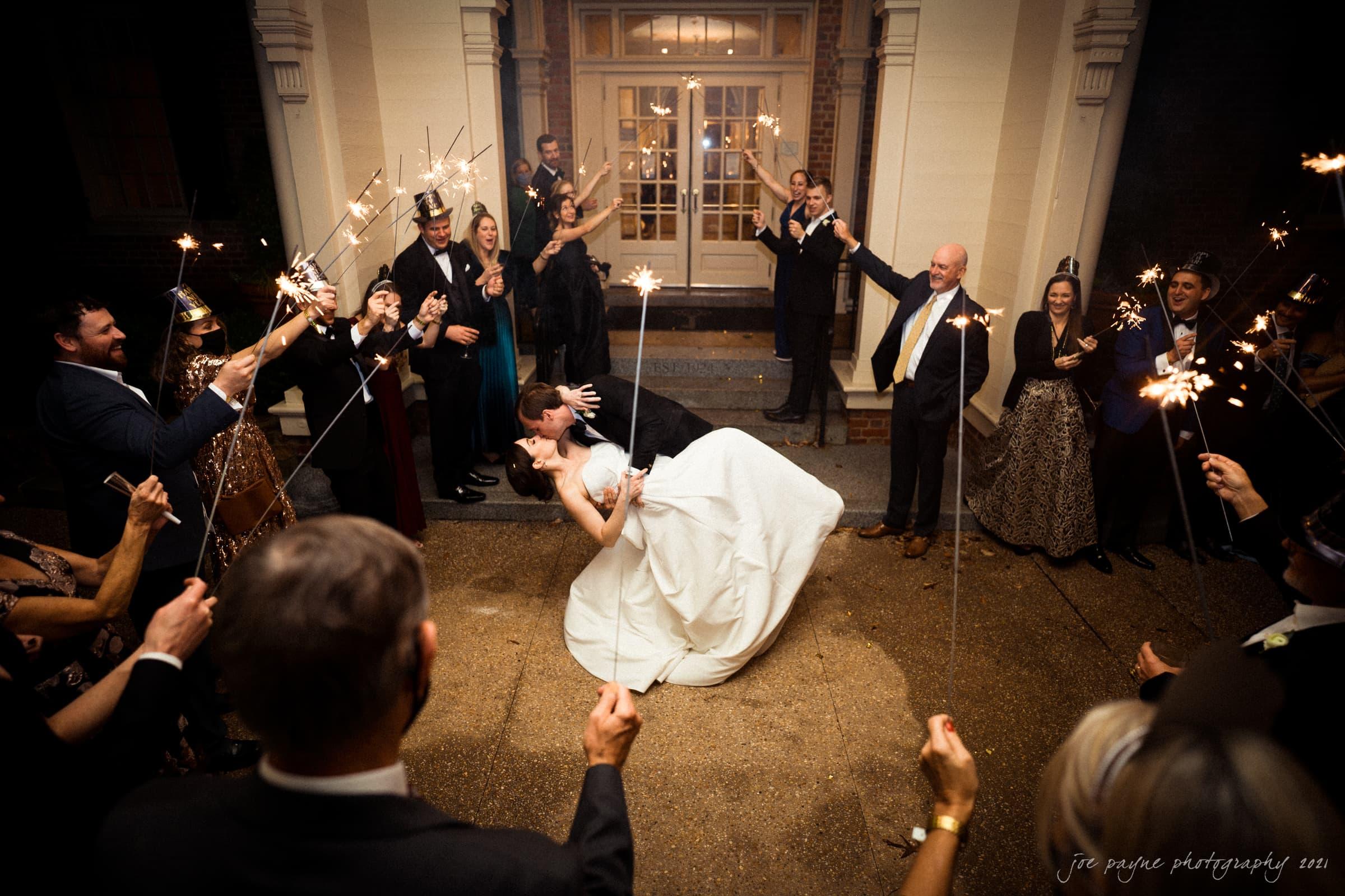 carolina inn wedding elyse michael 64