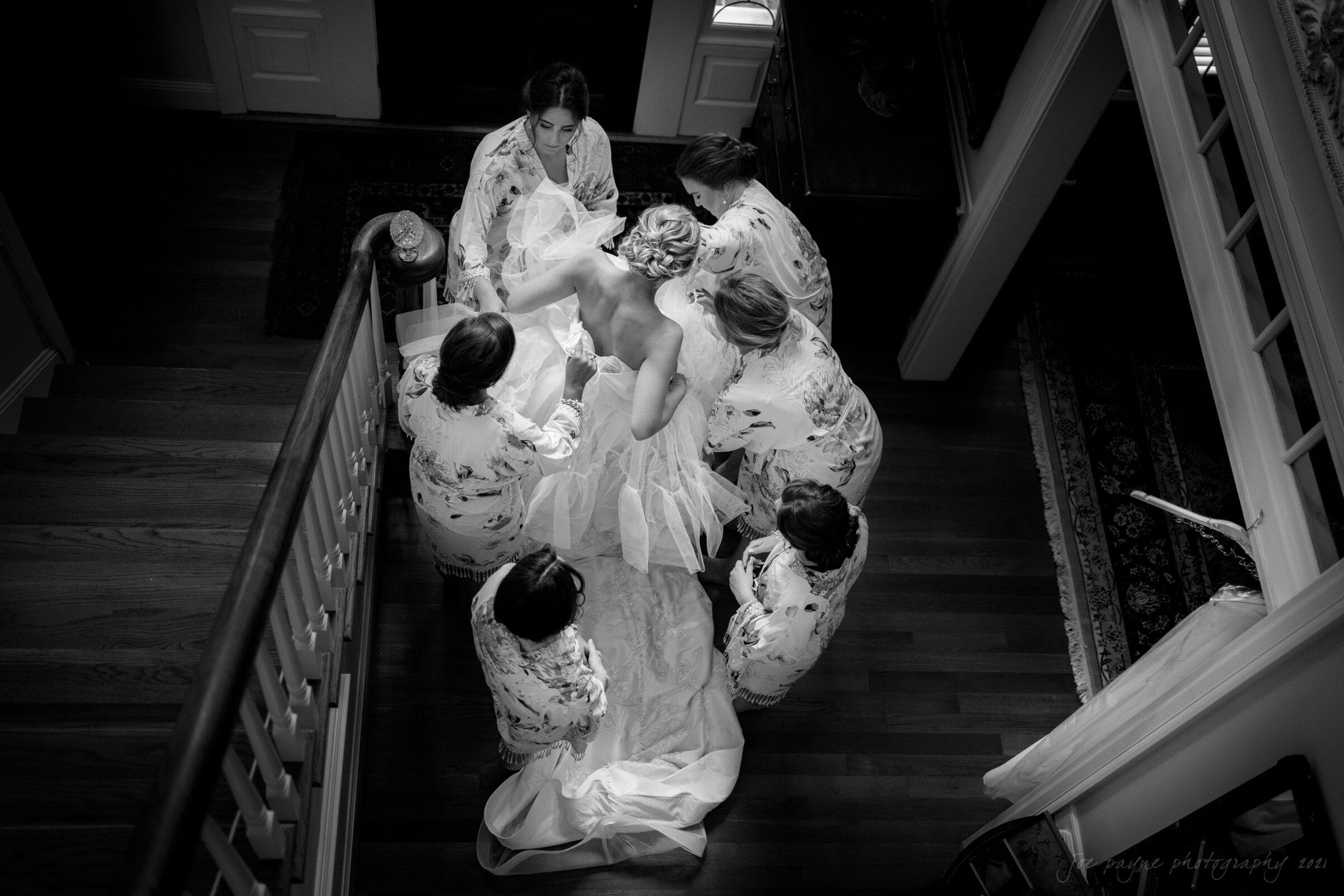 Howard Memorial Presbyterian Church Blount Bridgers House Tarboro NC Wedding Julianne John 1 4