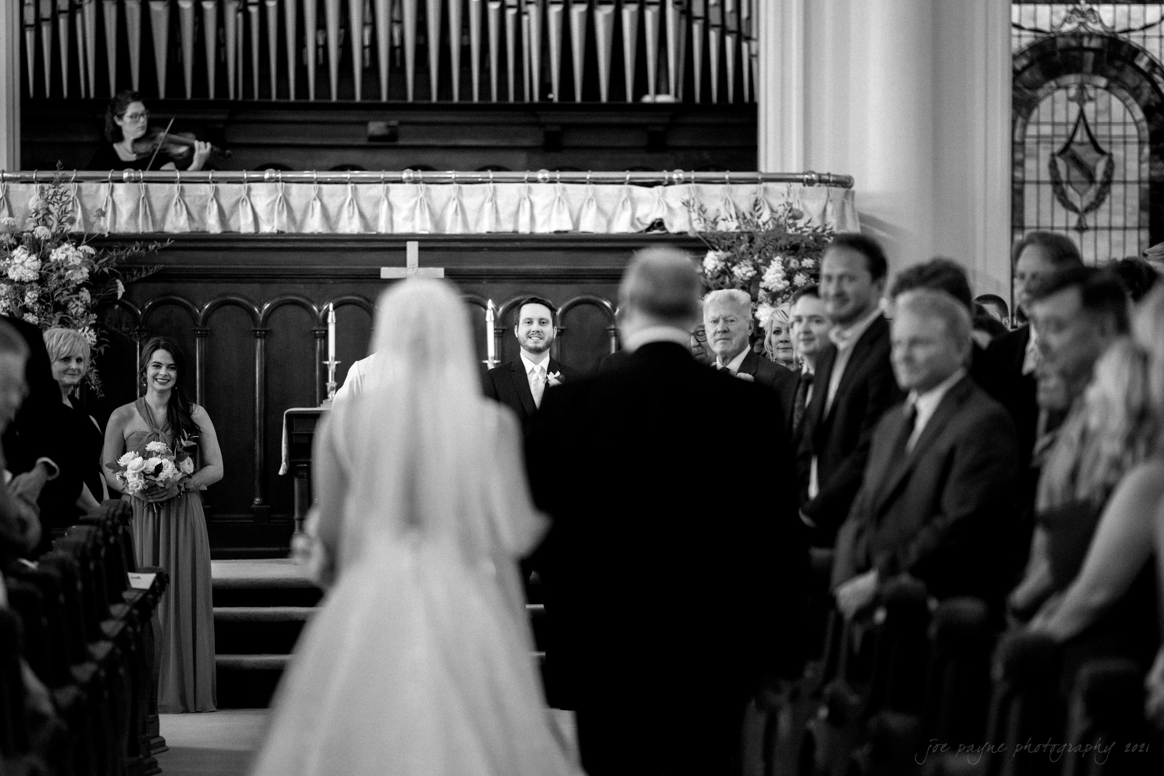 Howard Memorial Presbyterian Church Blount Bridgers House Tarboro NC Wedding Julianne John 12