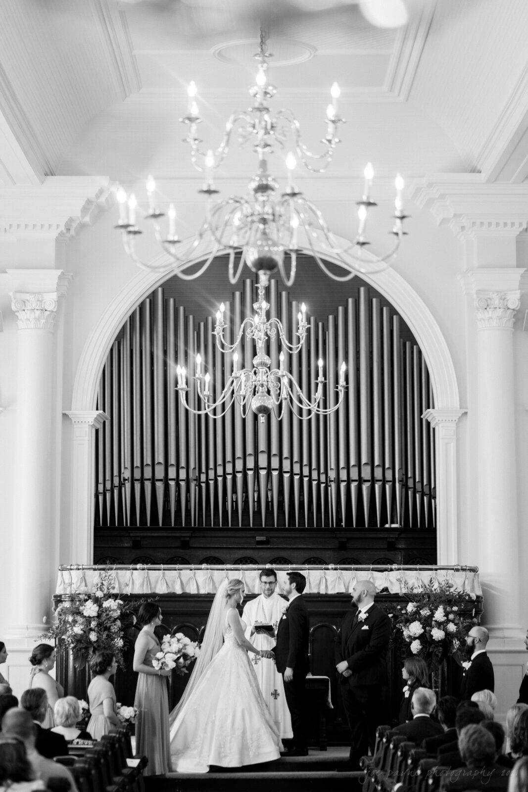 Howard Memorial Presbyterian Church Blount Bridgers House Tarboro NC Wedding Julianne John 16