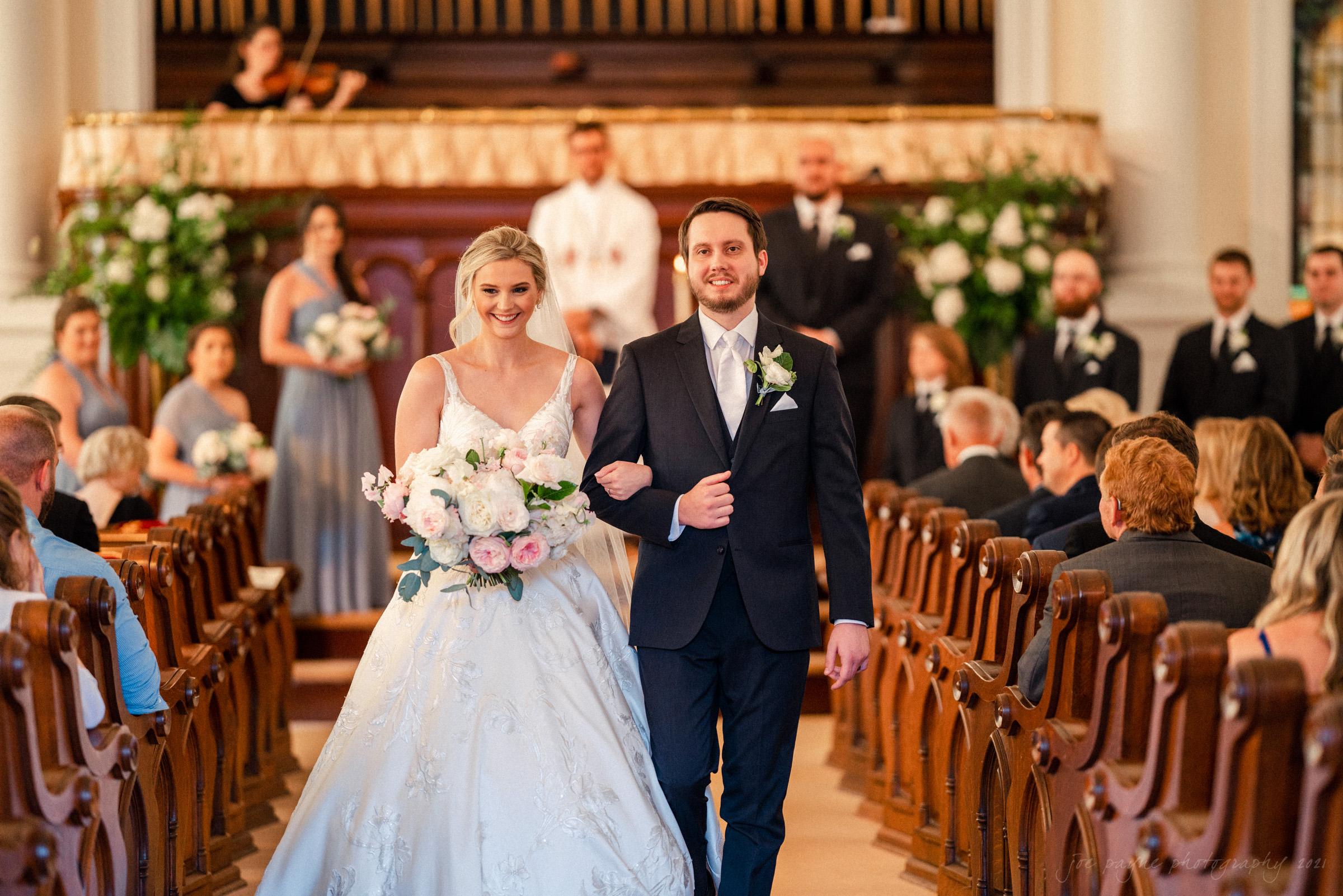Howard Memorial Presbyterian Church Blount Bridgers House Tarboro NC Wedding Julianne John 19