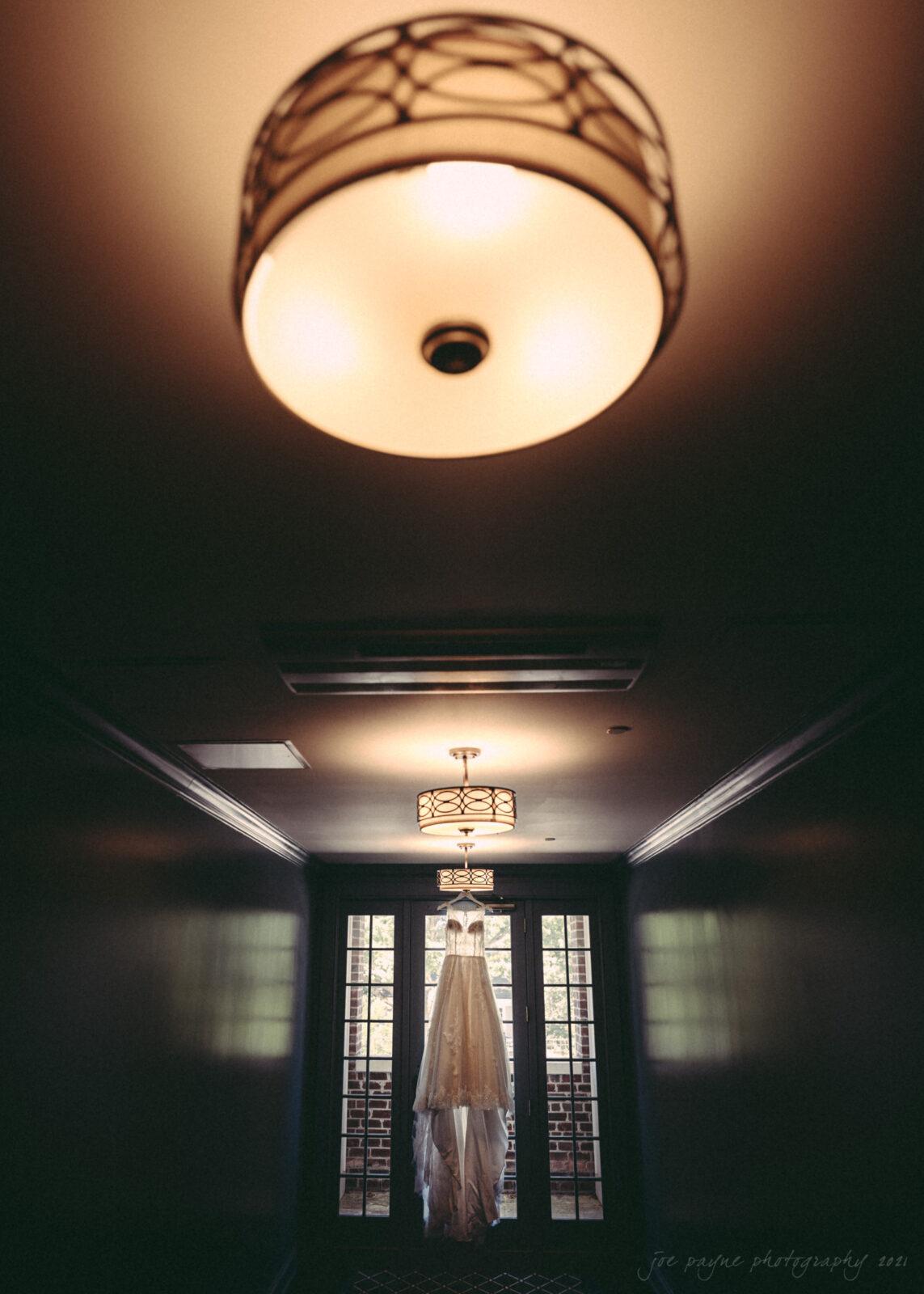 st mary coptic church & prestonwood cc wedding - dress at Mayton Inn