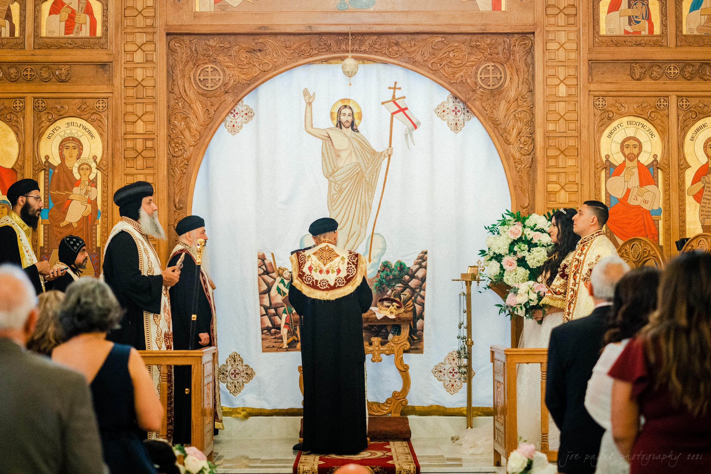Raleigh Egyptian Coptic Wedding Pina AJ 12