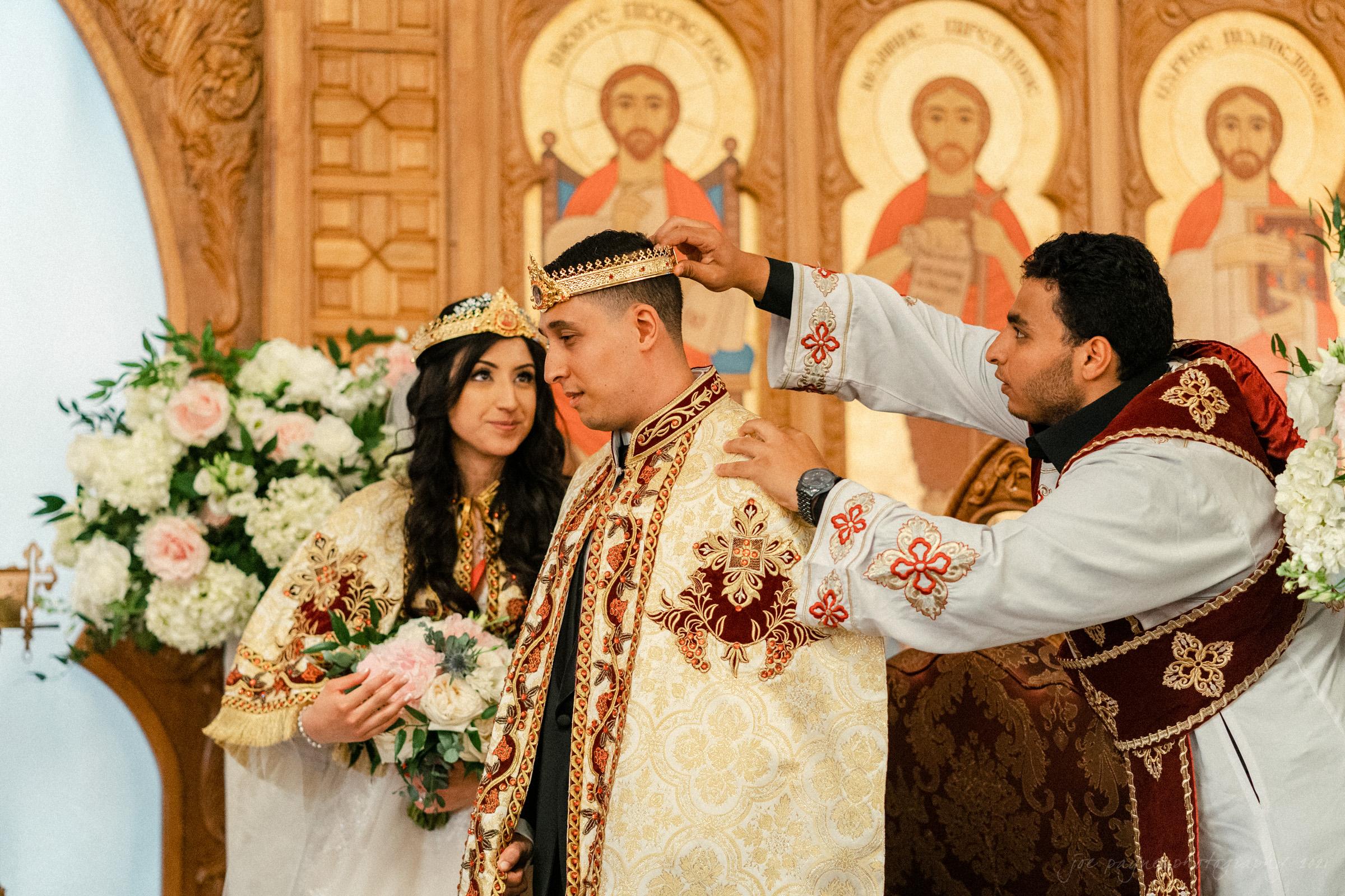 Raleigh Egyptian Coptic Wedding Pina AJ 14