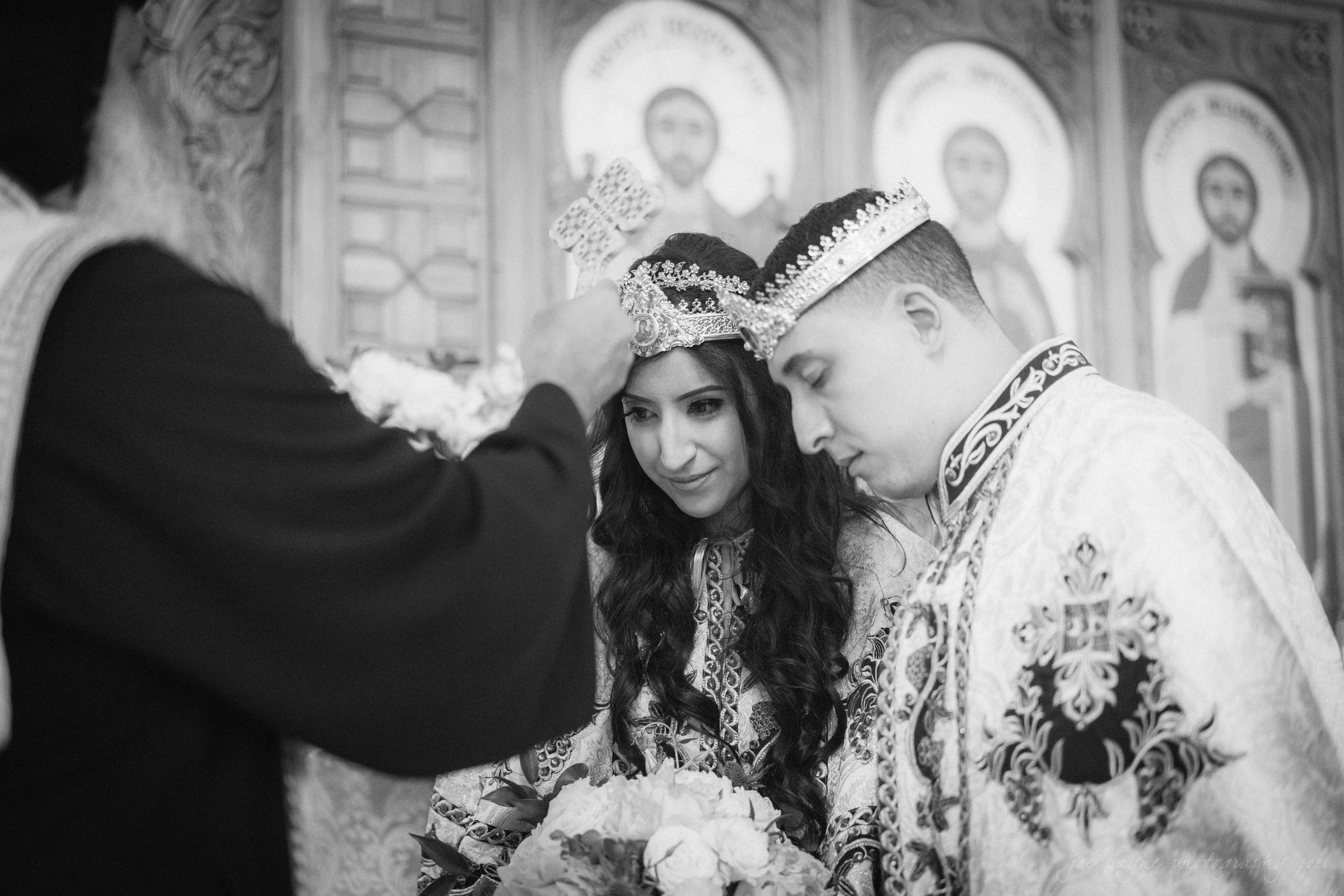 Raleigh Egyptian Coptic Wedding Pina AJ 15